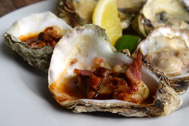 Kilpatrick Oysters at Wyatt and Jones, Broadstairs | www.rachelphipps.com @rachelphipps