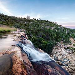 A #cachoeira #Katchillwa próximo da Estação Zootécnica da #Humpata, província da #Huila. #Angola. #Planalto. #Altitude 2125m