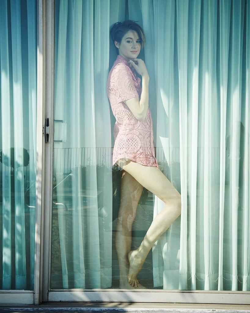 Шейлин Вудли — Фотосессия для «The Hollywood Reporter» 2014 – 14