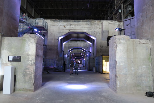 The Hearn, turbine hall