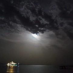 #corfu #island #greekislands #gr #greece #fullmoon #moon #night #ig_greece #igworldclub #instalike #instacorfu #fotiouphotography #instamood