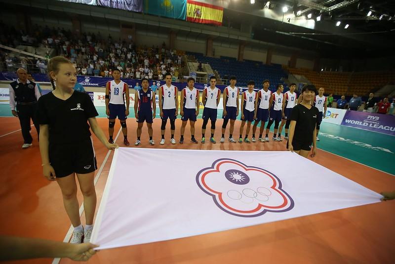 (4)台灣男排再創隊史佳績,準備前往德國應戰準決賽。圖_翻攝自FIVB世界男排聯賽官網