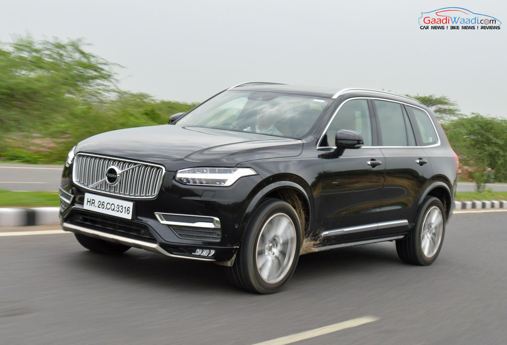 volvo xc90 India Review-35