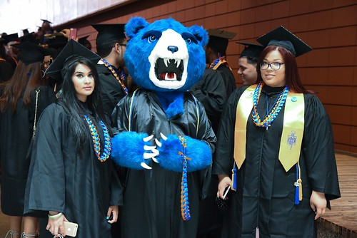 College Celebrates Third Commencement