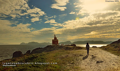 Faro de Cabo Home (Cangas do Morrazo, Pontevedra)