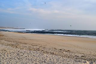 Image de Praia da Barra près de Gafanha da Encarnação.