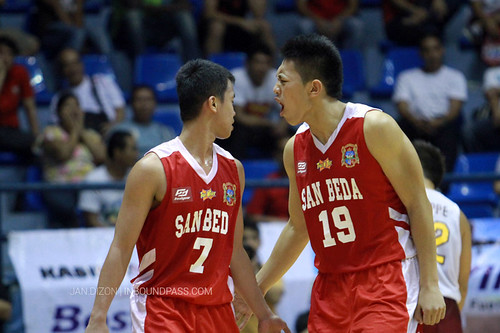FilOil 2013: Perpetual Help Altas vs. San Beda Red Lions, May 25