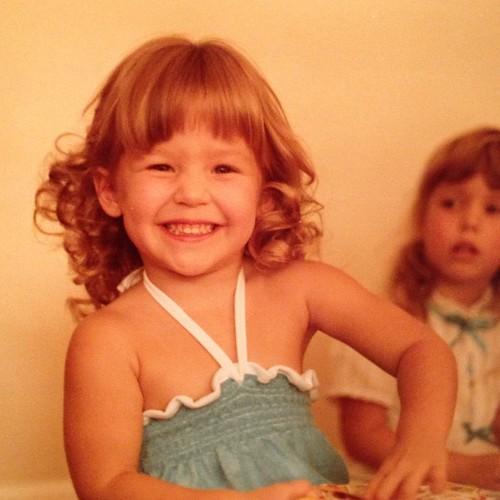 June 1st 1980 I think it was my 4th birthday. #fbf