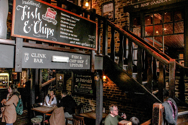 Pub The Anchor en Londres