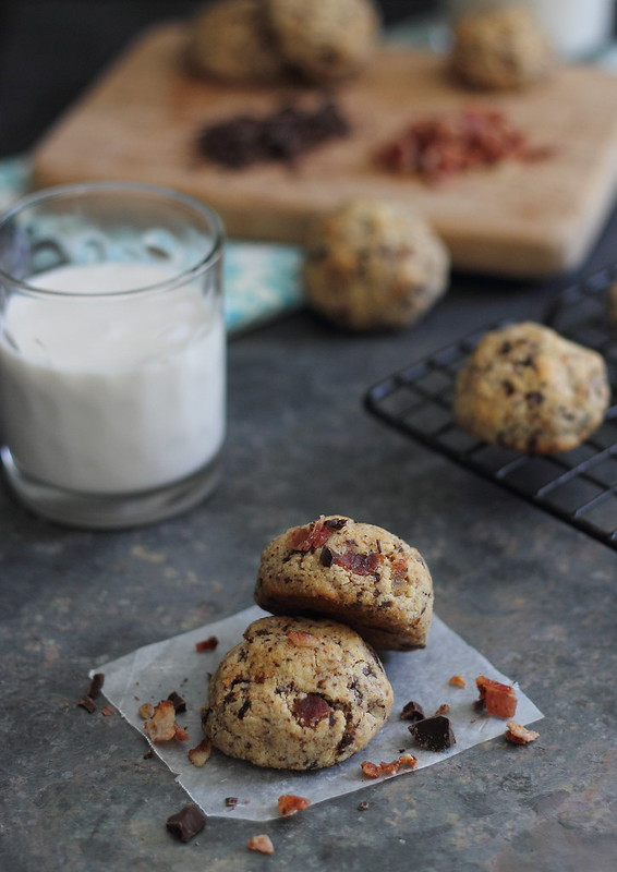 Bacon cookies