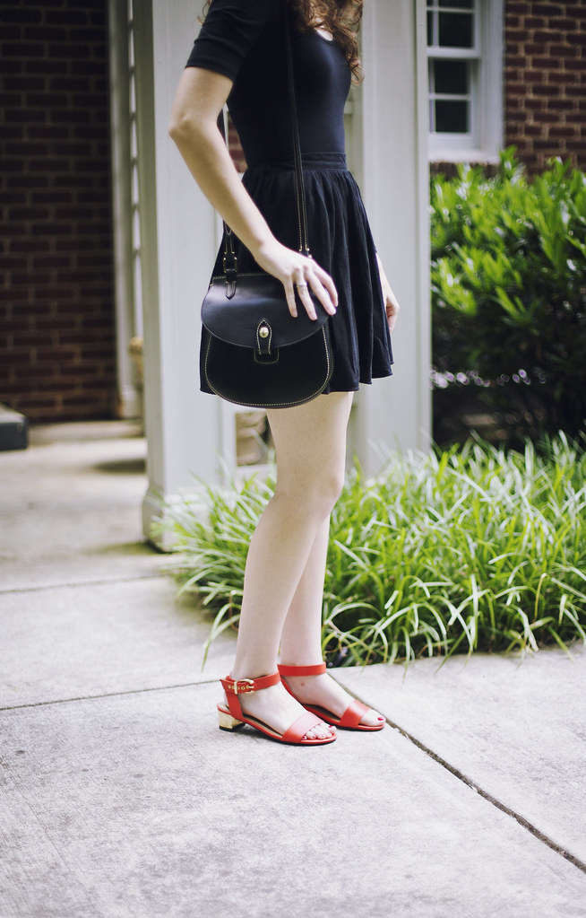 Black Backless Shoes
