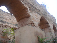 Ruins in Meknes