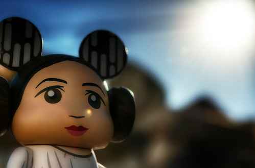 Princess Leia And The Greatest Mystery Of The Universe by hbmike2000