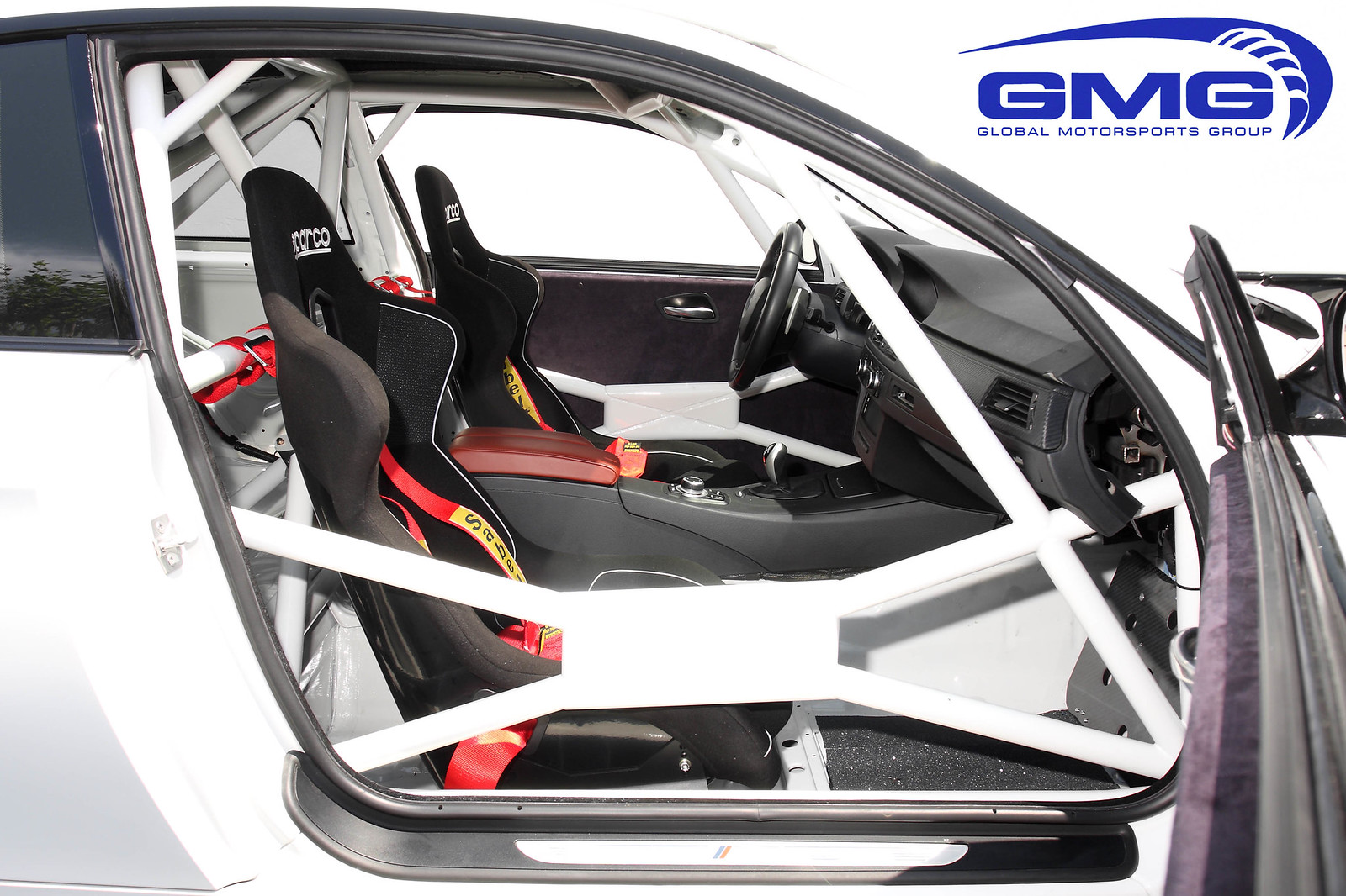 Gmg Racing Bmw E92 M3 Race Car Roll Cage Gmg Exhaust