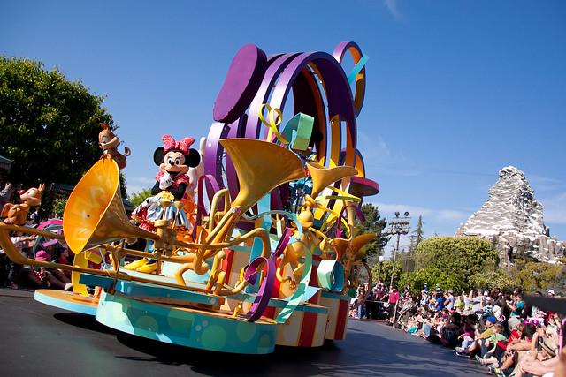 Mickey's Soundsational Parade | Flickr - Photo Sharing!