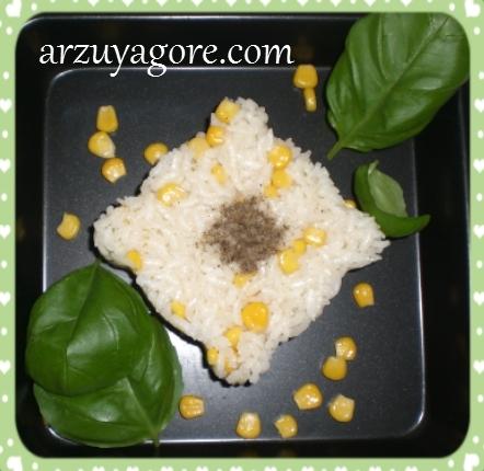 mısırlı pilav