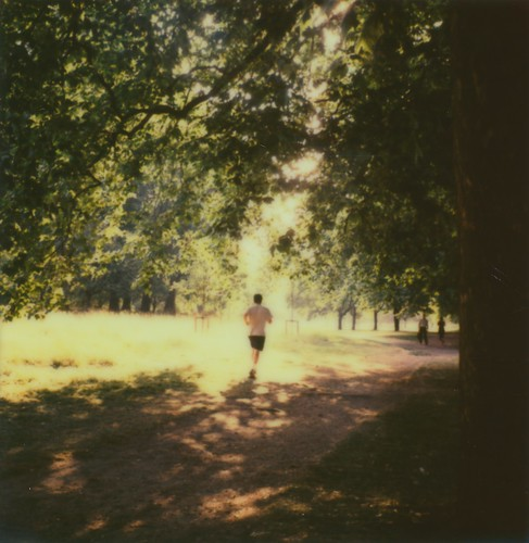 Green Park Jogger - 'Roid Week 2013 Day 4