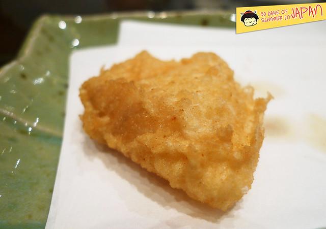 Tempura Hisago - fish tempura 2