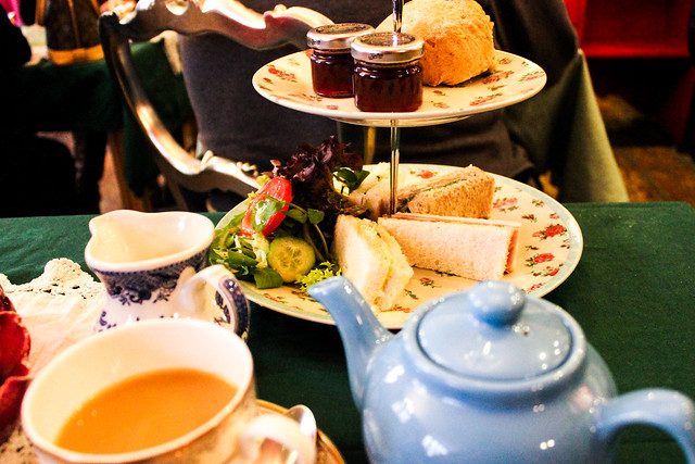 Richmond Tea Rooms en Manchester