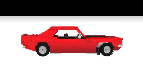 '69 Chevy Camaro Z/28