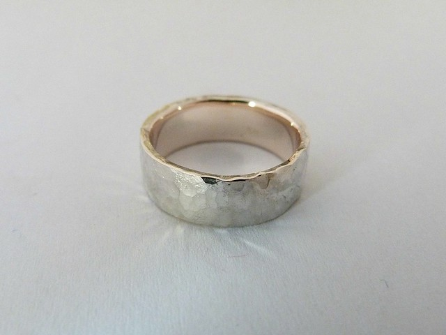Travelling Poet Ring