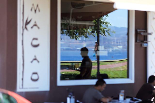 Reflexo de Macao