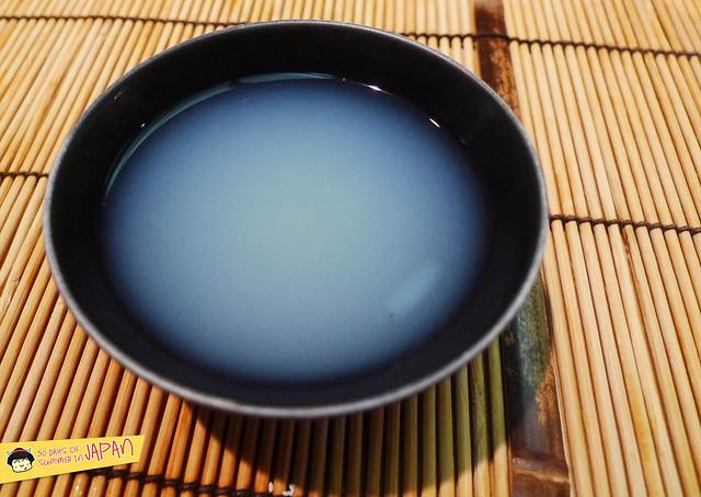 Sushi Sho - Tokyo - clam soup