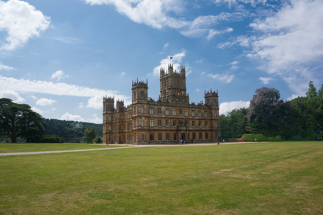 Highclere Castle (Downton Abbey)