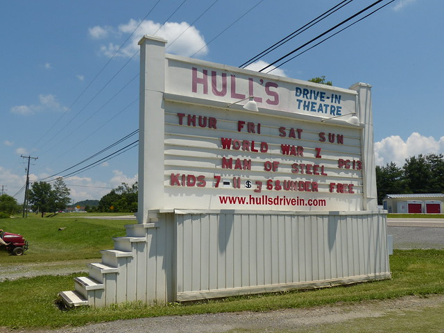 Hull's Drive-In Theatre