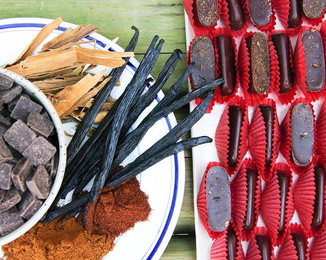 Lagusta's Luscious chocolates. Photo courtesy of Lagusta's Luscious.