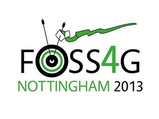 FOSS4G 2013 Logo