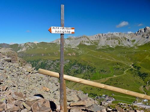 Alta Via della Mariotta
