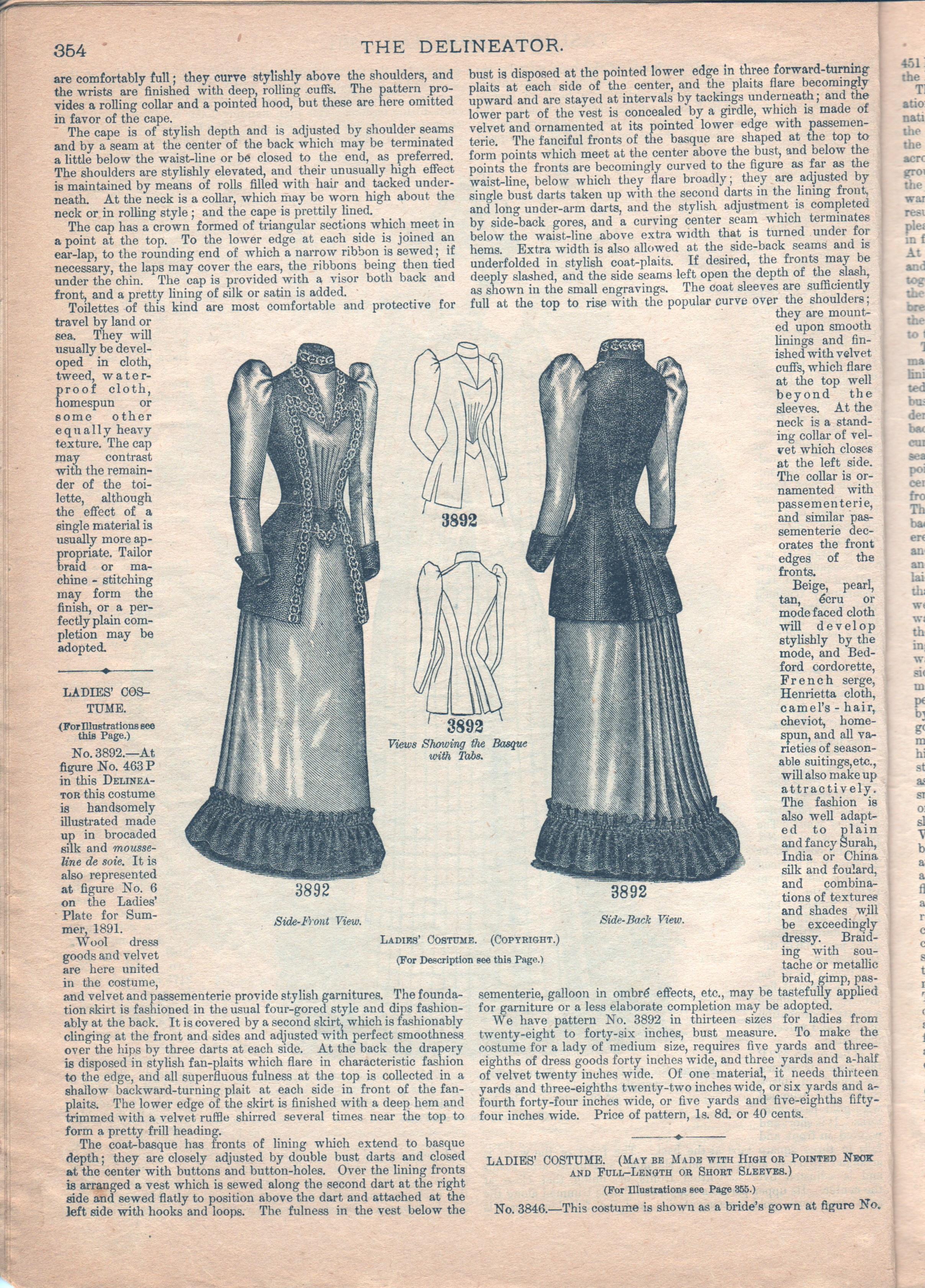 dress, victorian dress, old fashion dress,   clothes, victorian clothes, old fashion clothes,