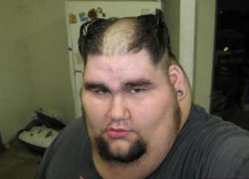 potongan rambut paling jelek