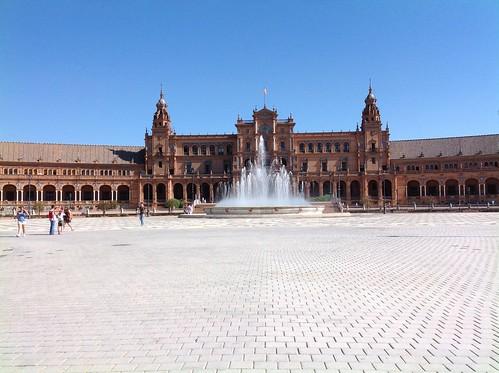 Plaza de España - Sevilla by Ginas Pics
