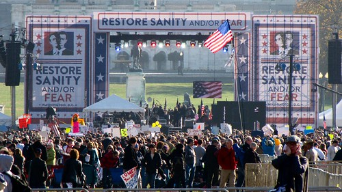 Rally to Restore Sanity and/or Fear
