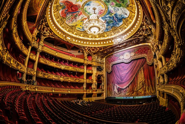 The Paris Opera © Trey Ratcliff, 2012