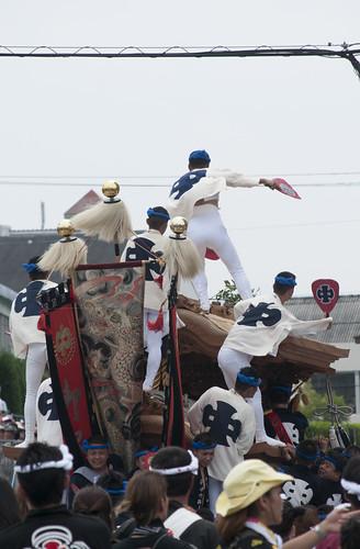 Kishiwada Danjiri Matsuri 岸和田だんじり祭 21