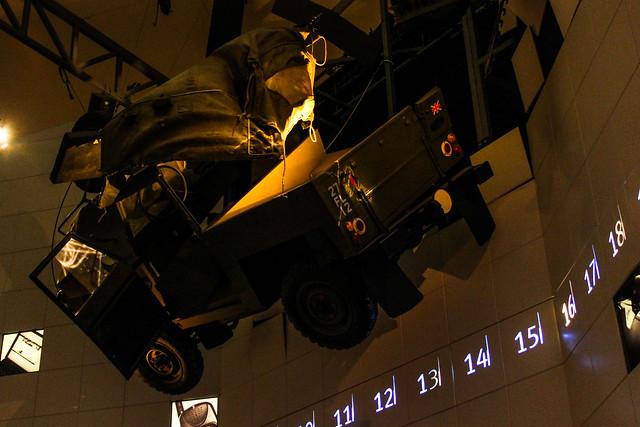 Imperial War Museum North de Manchester