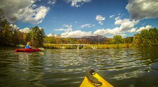 Beth on Lake Oolenoy