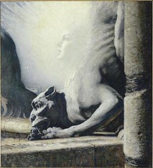 Louis Welden Hawkins. Le sphinx et la chimère
