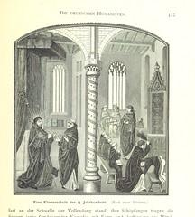 """British Library digitised image from page 127 of """"Kulturgeschichte ... Vierte Auflage. Neu bearbeitet von M. von Brandt [and others], etc"""""""