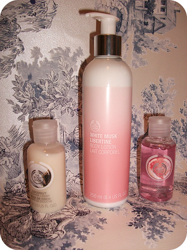 Body Shop Goodies