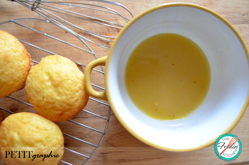 Guest Foodies: Diana & Eggnog Cupcakes