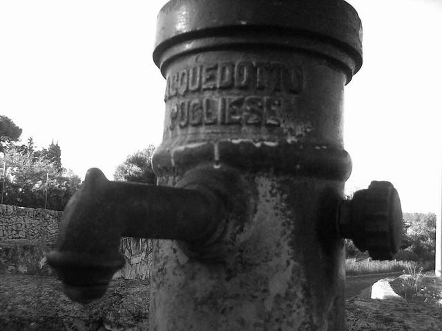 acquedotto pugliese fontana