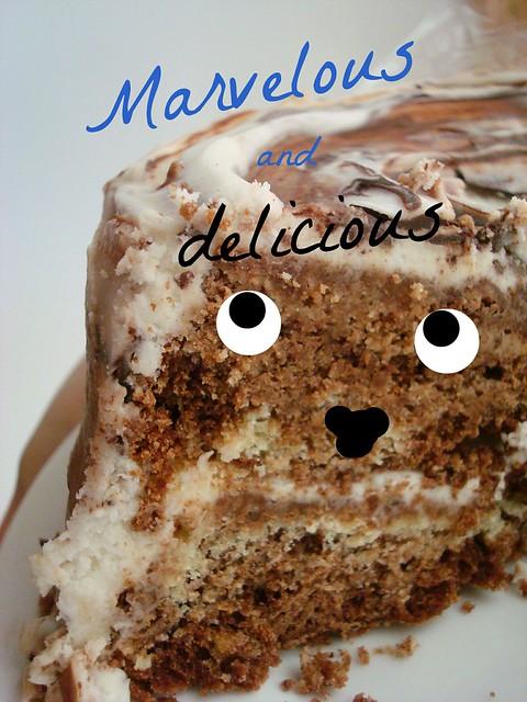 Taste of home cake