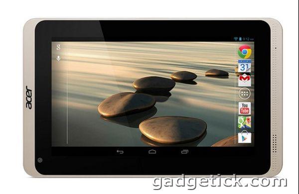 Планшет Acer Iconia B1-720