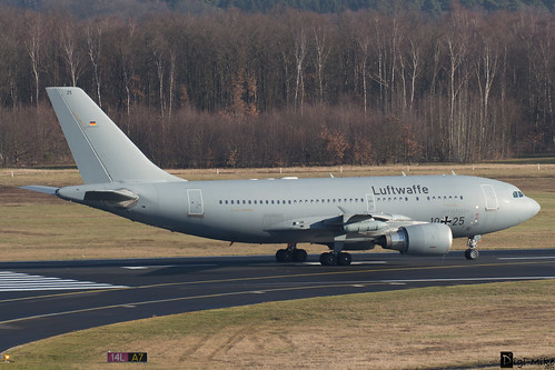 10+23 - Airbus A310-304 MRTT - German Air Force