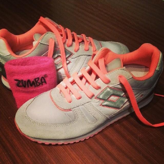 Zumba®: consigli su abbigliamento e scarpe! Robyberta