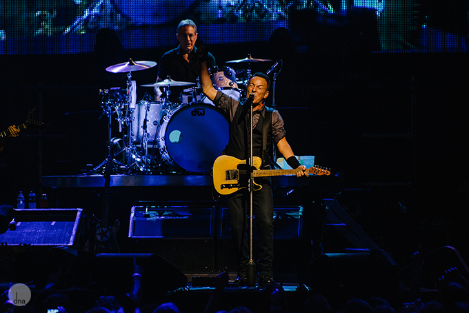 Bruce Springsteen concert Velodrome Bellville Cape Town 26 January 2014 shot by Desmond Louw dna photographers 20